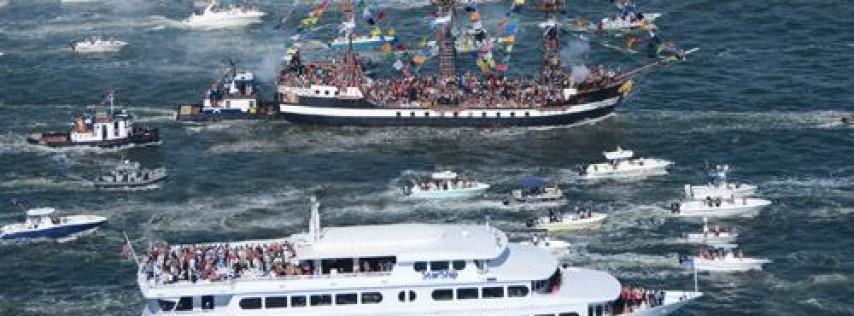 Gasparilla Invasion Cruise