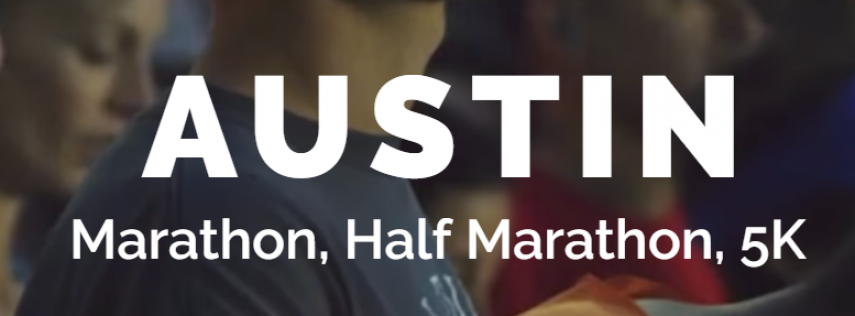 Austin Marathon 2019