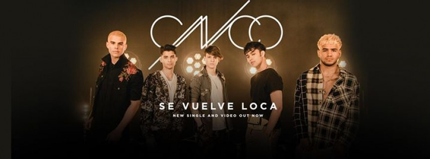 CNCO World Tour 2019