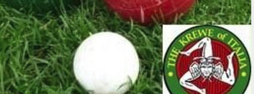 Krewe of Italia Bocce Tournament - 2019 Gasparilla Kick Off