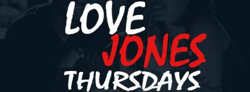 Love Jones Thursday 'Vibe Different'