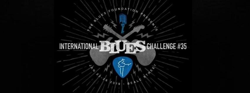 2019 International Blues Challenge