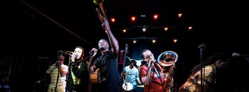 Rebirth Brass Band with Tovi Khali @ Thalia Hall