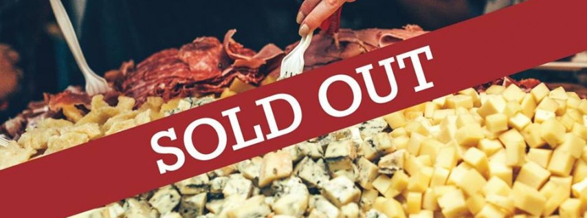 SOLD OUT! Winter Wine & Cheese Fest at Eataly