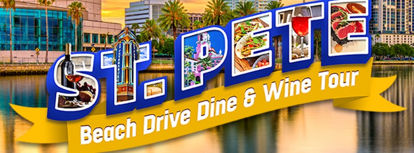 St. Pete Beach Dine & Wine Tour