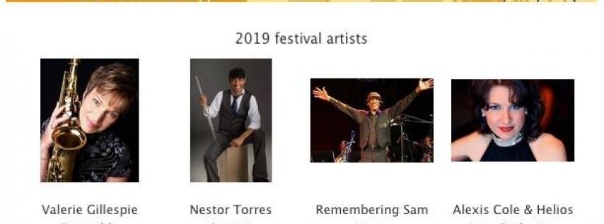 2019 St. Peterburg Jazz Festival