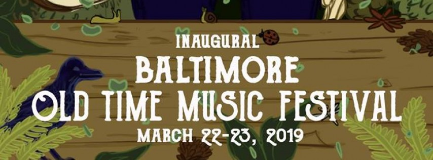 Inaugural Baltimore Old Time Music Festival