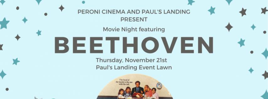 Beethoven Movie Night
