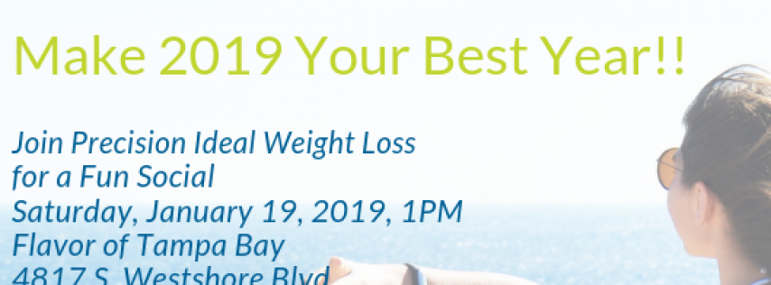 Saturday Social with Precision Ideal Weight Loss