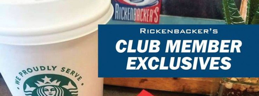 Valentine's Day Club Members Special