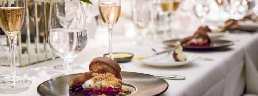 Atlas Kicks Off Its Winemaker Dinner Series For 2019 with Ruinart Champagne This January