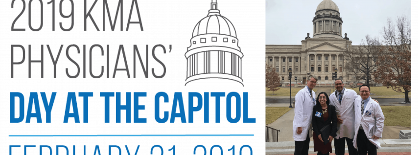 2019 Physicians' Day at the Capitol
