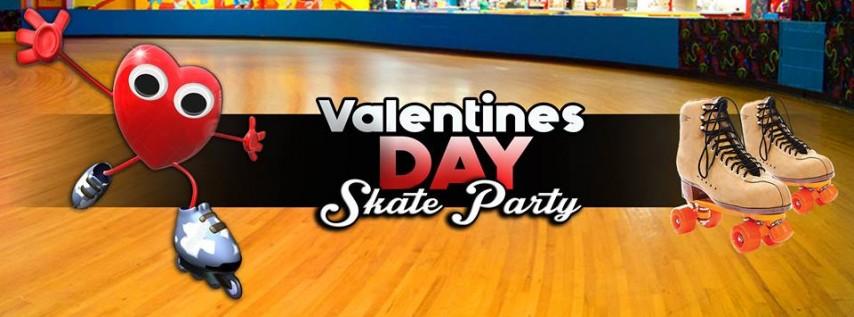 Valentine's Day Skate