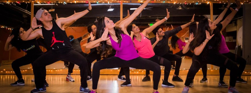 Series Package - Bollywood Dance Workshop with Rangeela - Winter / Spring 2019