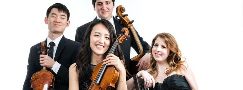 Music at Evergreen: Omer Quartet by Evergreen Museum & Library
