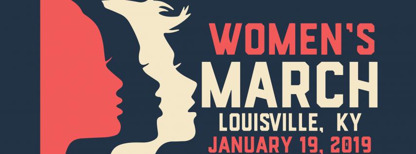 Women's March 2019 Louisville KY