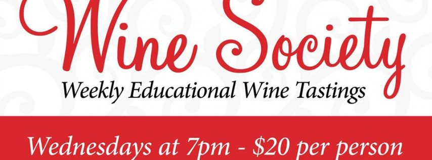 Ybor City Wine Bar - Weekly Wine Society