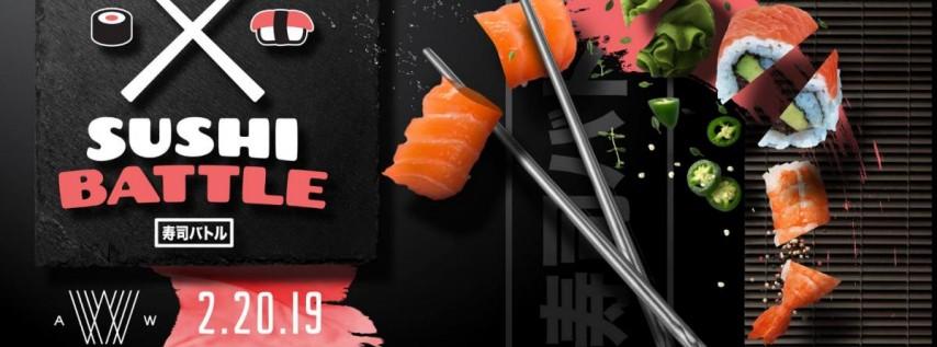 Sushi Battle 2019 Tampa