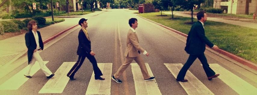 Abbey Road LIVE! Beatles tribute - Sat Jan 19 at Cat's Cradle
