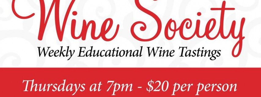 Seminole Heights Wine Bar - Weekly Wine Society