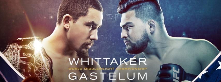 Watch UFC 234 at GameTime