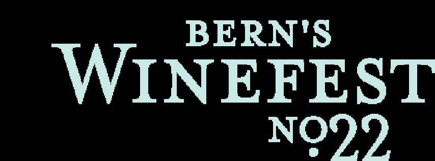 Bern's Wine Fest