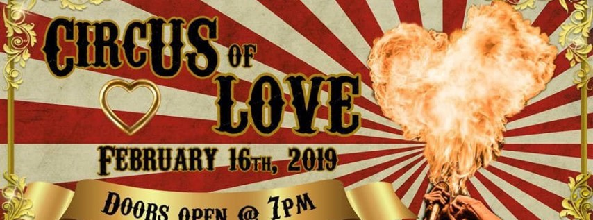 Cirque Bishop presents: Circus of Love