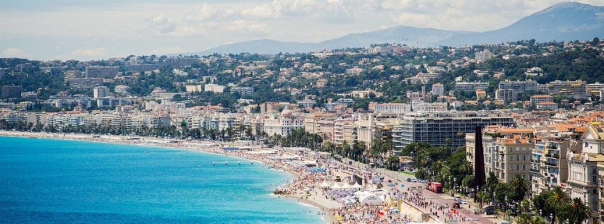 FRENCH RIVIERA! 8 days self-guided tour from $1299 USD