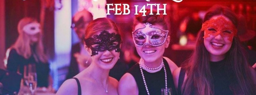 Singles Night Masquerade Pub Crawl