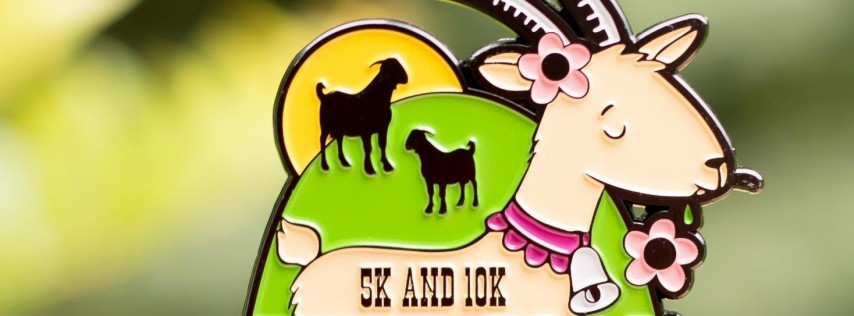 Now Only $10! Cute Goat 5K & 10K - New Orleans