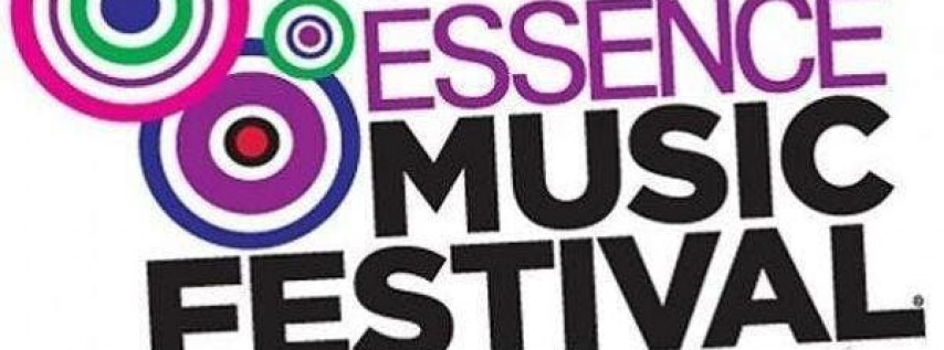 2019 ESSENCE FESTIVAL Rms as low as $482 per person