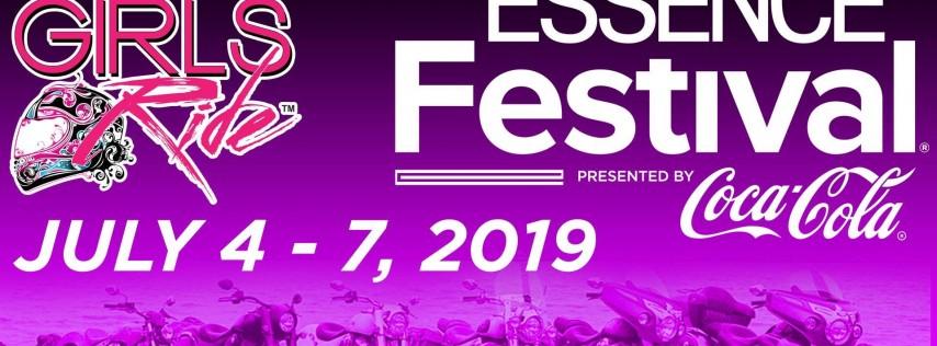 Black Girls Ride to Essence Fest 2019
