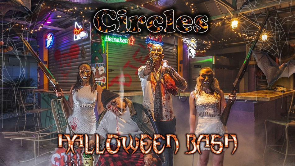 Circles Waterfront Halloween Party