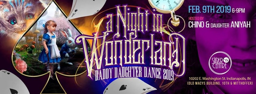 Daddy Daugher Dance 2019- A Night in Wonderland