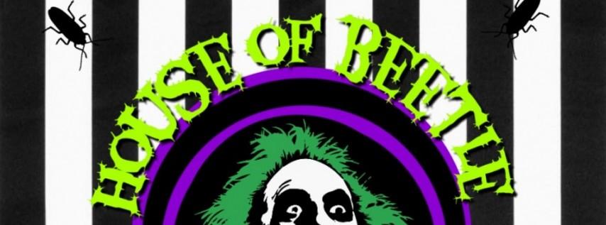 House of Beetle Pop-Up Bar