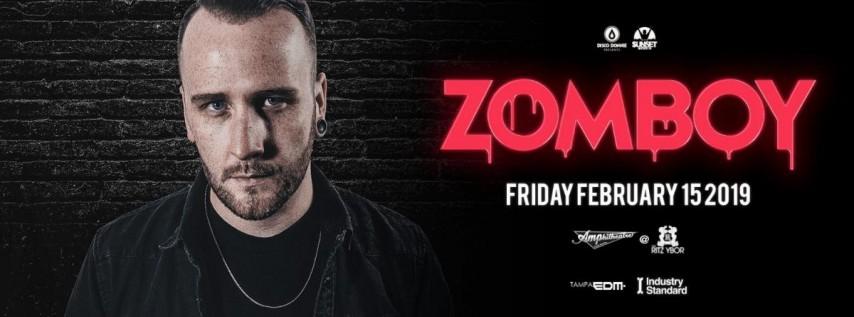 Zomboy - #Pound Fridays