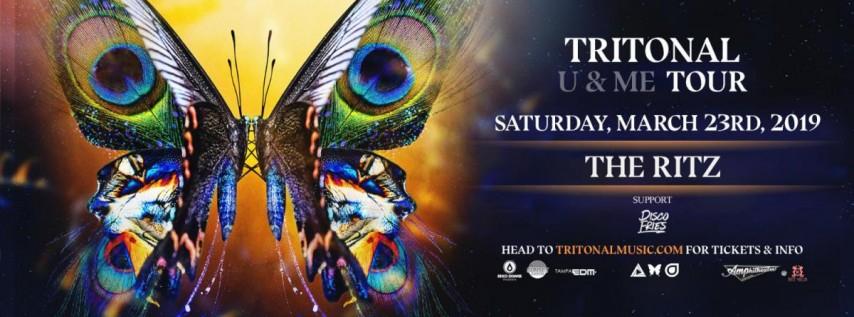 Tritonal – U & Me Tour at The RITZ Ybor