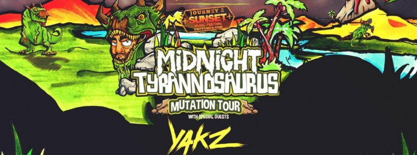 Midnight Tyrannosaurus – Mutation Tour