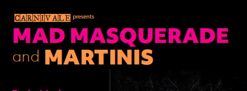 Mad Masquerade & Martinis Halloween Fashion Show