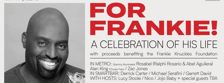 Queen! + FKF presents: For Frankie! A Celebration of His Life