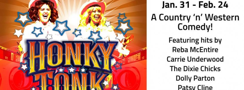 Honky Tonk Laundry - A Country 'n' Western Comedy!