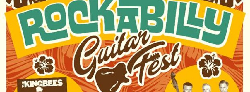 Rockabilly Guitar Fest