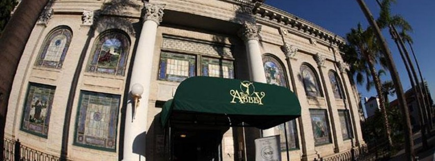 Valentine's Day Celebration at The Abbey on Fifth Ave.