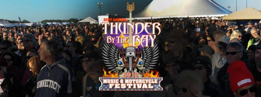 2019 Thunder By The Bay Music & Motorcycle Festival