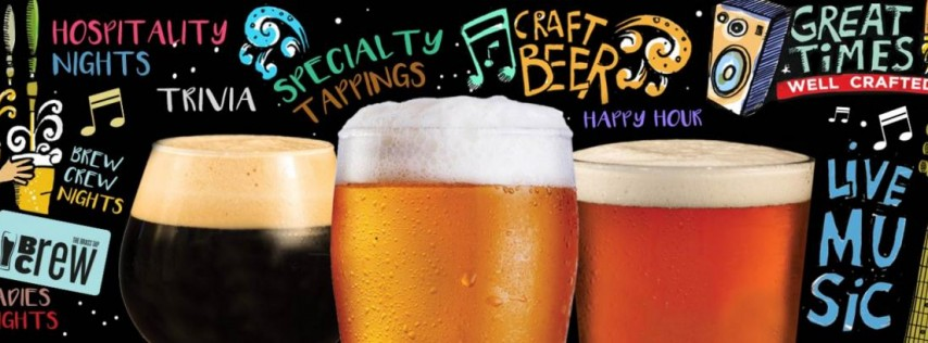 Super Bowl Party 2019 at Brass Tap