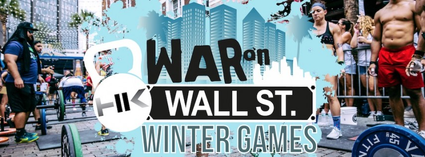 War on Wall St 2019 Crossfit Games