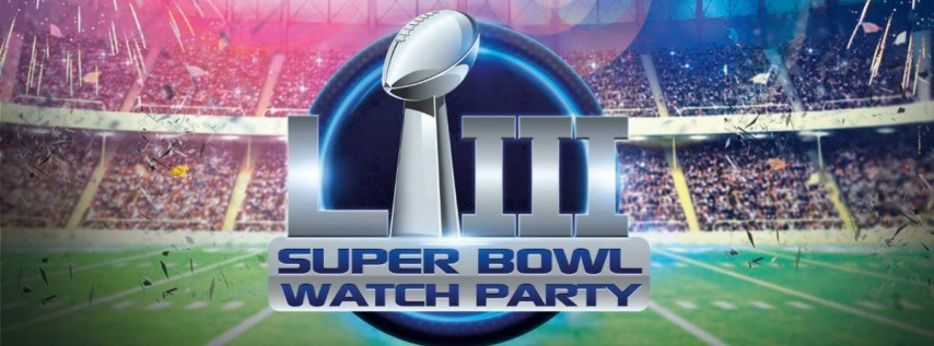 The YJP Ultimate Super Bowl Watch Party