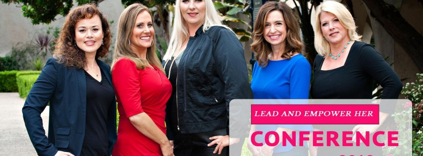 Lead and Empower Her Conference 2019