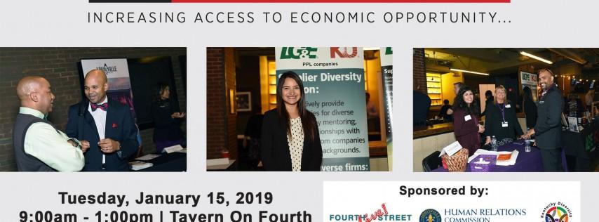 Louisville Metro Diverse Business Fair