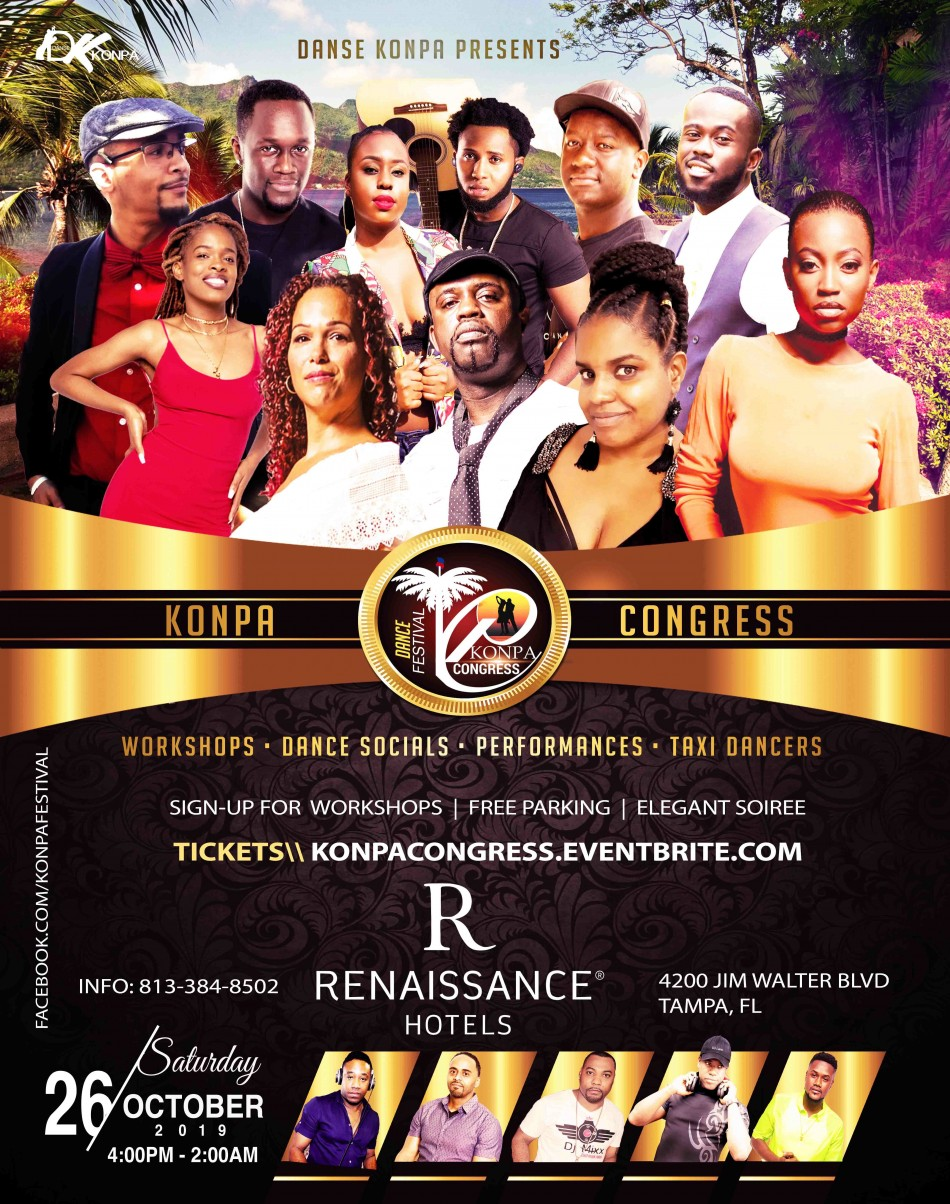 Dance Festival (Konpa Congress )